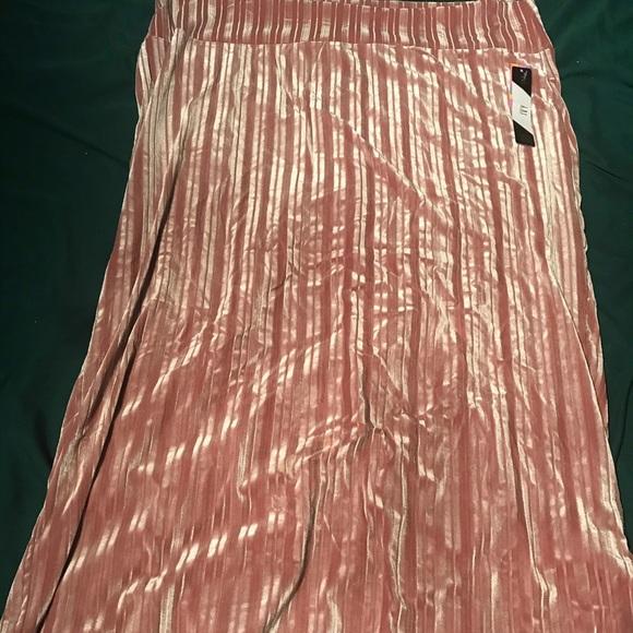 Lularoe Ivy midi pencil skirt